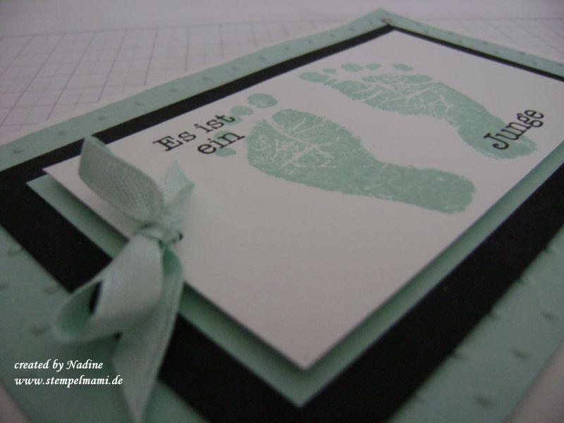 Zur Geburt Babykarte Geburtstagskarte Hochzeitskarte