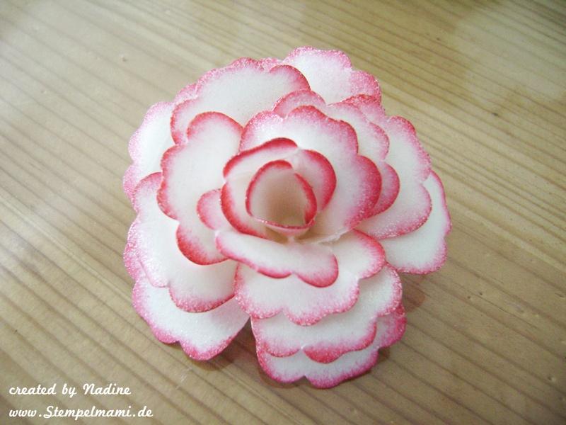 Anleitung / Tutorial Mixed Bunch Blume / Flower