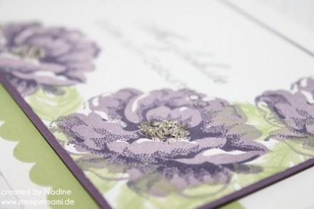 Geburtstagskarte Birthday Card Stampin Up Stippled Blossoms www.stempelmami.de 014