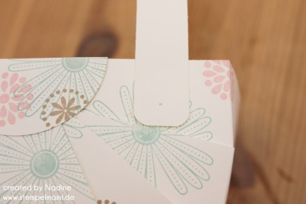Anleitung Tutorial Osterkoerbchen Stampin Up Easter Basket 019
