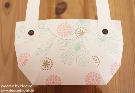 Anleitung Tutorial Osterkoerbchen Stampin Up Easter Basket 020