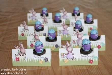 Ostern Easter Stampin Up Goodie Tischkarte Box Give Away 001