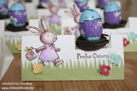 Ostern Easter Stampin Up Goodie Tischkarte Box Give Away 002