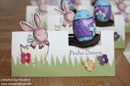 Ostern Easter Stampin Up Goodie Tischkarte Box Give Away 003