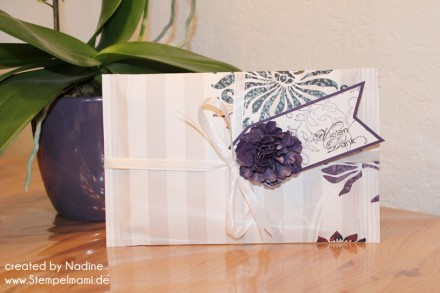 Verpackung Stampin Up Box Marker Share Give Away Schachtel 001