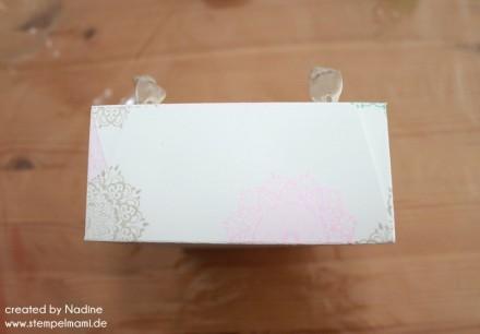 Stampin Up Anleitung Tutorial Rucksack Backpack Box Verpackung 039