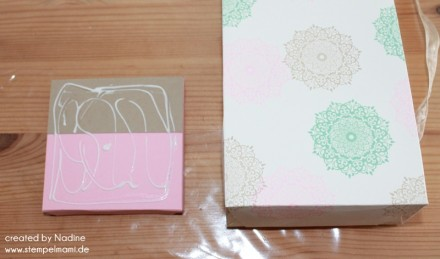 Stampin Up Anleitung Tutorial Rucksack Backpack Box Verpackung 063