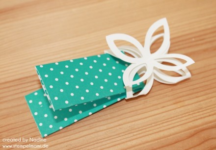 Anleitung Tutorial Swap Stampin Up Goodie Give Away Verpackung 027