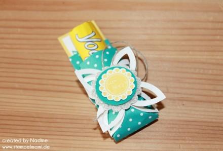 Anleitung Tutorial Swap Stampin Up Goodie Give Away Verpackung 032