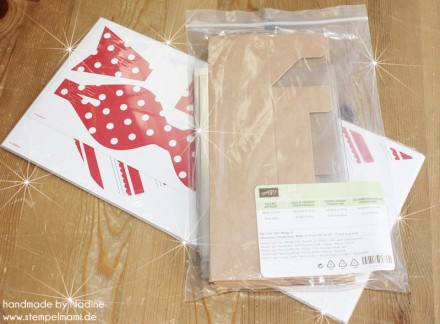 adventskalender 2 t r basteln mit stampin up. Black Bedroom Furniture Sets. Home Design Ideas