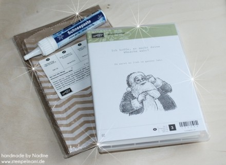 Goodie Stampin Up Tuete Geschenktuete Christmas Give Away 004