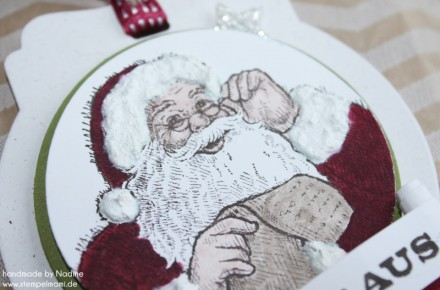 Goodie Stampin Up Tuete Geschenktuete Christmas Give Away 015