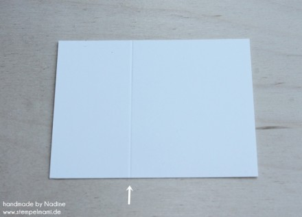 Anleitung Tutorial Stampin Up File Folder Card Envelope Punch 003