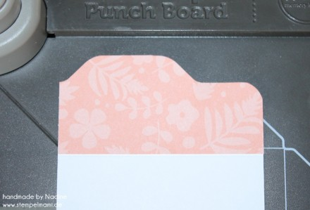Anleitung Tutorial Stampin Up File Folder Card Envelope Punch 010