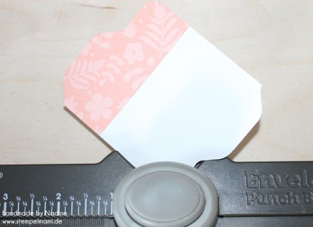 Anleitung Tutorial Stampin Up File Folder Card Envelope Punch 016