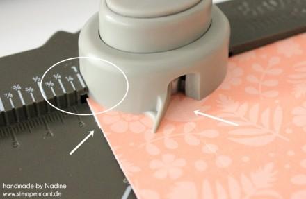 Anleitung Tutorial Knallbonbon Stampin Up Candy Cracker Box Envelope Punch Board Umschlagbrett 016