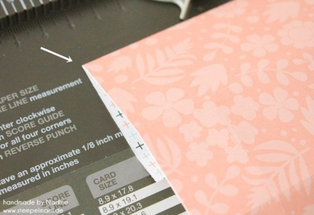 Anleitung Tutorial Knallbonbon Stampin Up Candy Cracker Box Envelope Punch Board Umschlagbrett 026