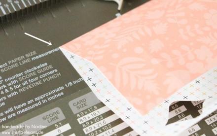 Anleitung Tutorial Knallbonbon Stampin Up Candy Cracker Box Envelope Punch Board Umschlagbrett 030