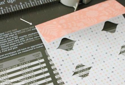 Anleitung Tutorial Knallbonbon Stampin Up Candy Cracker Box Envelope Punch Board Umschlagbrett 033