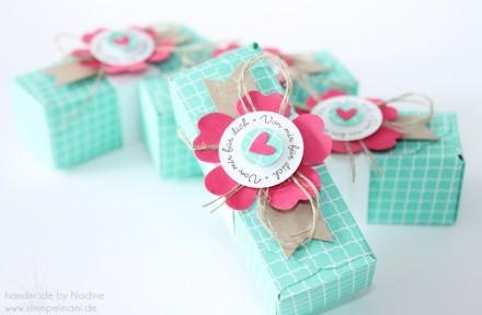 Box Stampin Up Envelope Punch Board Card Box Pillowbox 142