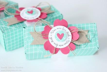 Box Stampin Up Envelope Punch Board Card Box Pillowbox 151