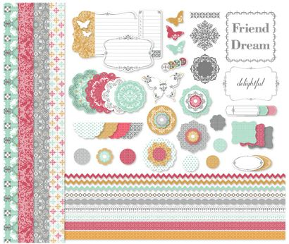 Stampin Up After Noon Daydream www.stempelmami.de
