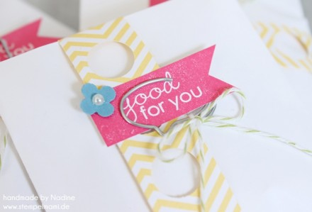 Stampin Up Verpackung Box Envelope Punch Board Give Away 077