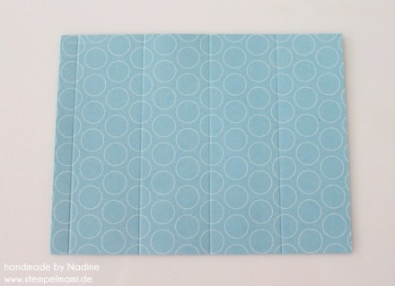Stampin Up Anleitung Tutorial Magic Box Verpackung Goodie Give A 004