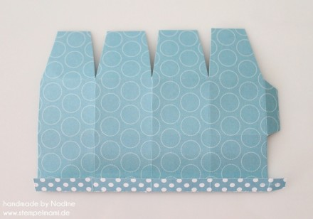Stampin Up Anleitung Tutorial Magic Box Verpackung Goodie Give A 014