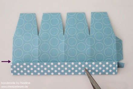 Stampin Up Anleitung Tutorial Magic Box Verpackung Goodie Give A 015