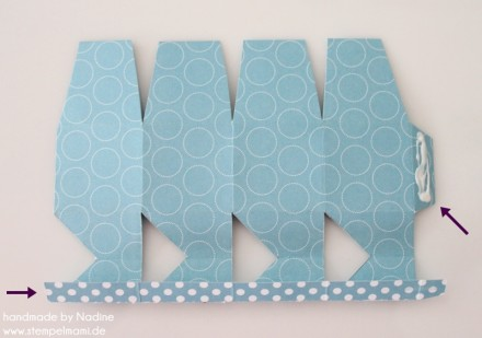 Stampin Up Anleitung Tutorial Magic Box Verpackung Goodie Give A 021