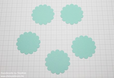 Stampin Up Anleitung Tutorial Swap Swaps Goodie Box Pillow Gift 001