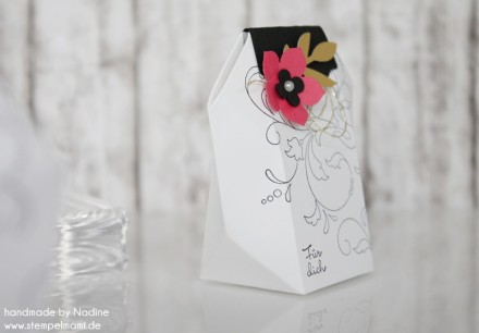 Stampin Up Verpackung Box Schachtel Goodie Gift Idea Give Away 100