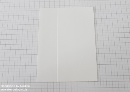 Anleitung Tutorial Stampin Up Box Verpackung One Sheet Box Goodi 007