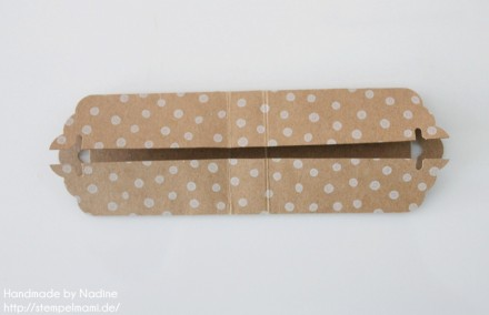 Anleitung Tutorial Stampin Up Box Verpackung Tasche Goodi Tag 007