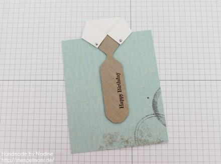 Anleitung Tutorial Stampin Up Maennerkarte Hemd Karte Men Card 055