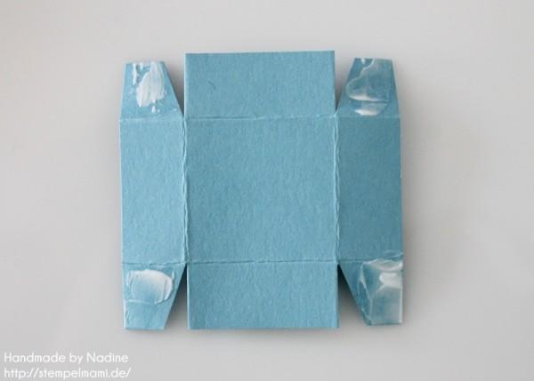 Anleitung Tutorial Stampin Up Envelope Punch Board Mini Box 032