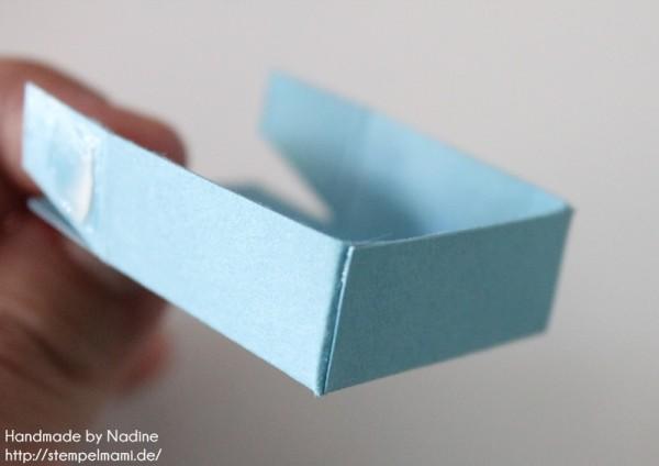 Anleitung Tutorial Stampin Up Envelope Punch Board Mini Box 033