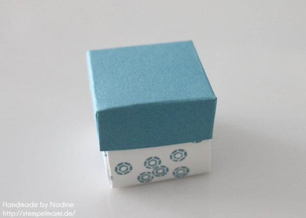 Anleitung Tutorial Stampin Up Envelope Punch Board Mini Box 035