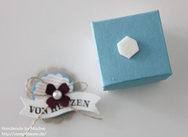 Anleitung Tutorial Stampin Up Envelope Punch Board Mini Box 043