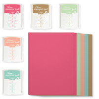 Stampin Up In Color 2013 - 2015