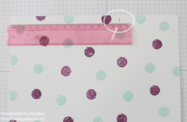 Anleitung Tutorial Stampin Up Umschlag Envelope Punch Board 003