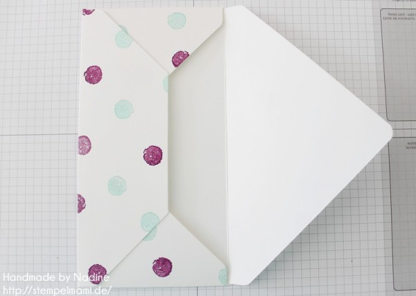 Anleitung Tutorial Stampin Up Umschlag Envelope Punch Board 042