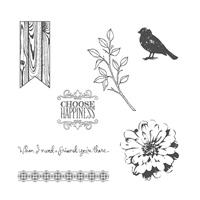 Stampin Up Stempelset Choose Happiness www.stempelmami.de