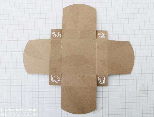 Anleitung Tutorial Box Umschlaege fuer Geschenkkarten Stampin Up Schachtel Verpackung Stempelset Heiteres Hurra 011