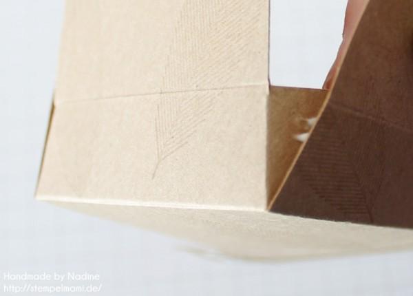 Anleitung Tutorial Box Umschlaege fuer Geschenkkarten Stampin Up Schachtel Verpackung Stempelset Heiteres Hurra 019