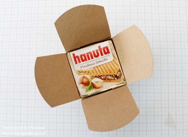 Anleitung Tutorial Box Umschlaege fuer Geschenkkarten Stampin Up Schachtel Verpackung Stempelset Heiteres Hurra 021