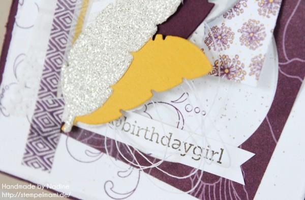 Geburtstagskarte Stampin Up Birthday Card Grusskarte Greeting Ca 016
