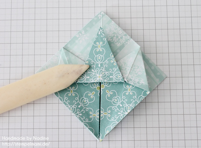 Five-pointed origami star box | Verpackung, Basteln | 590x800