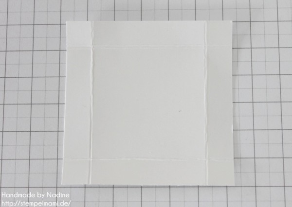 Stampin Up Anleitung Tutorial Origami Box Schachtel Verpackung Star Box 078